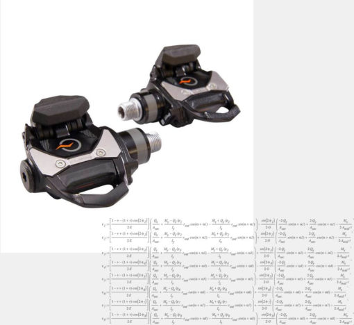 The PowerTap P1 bicycle pedals